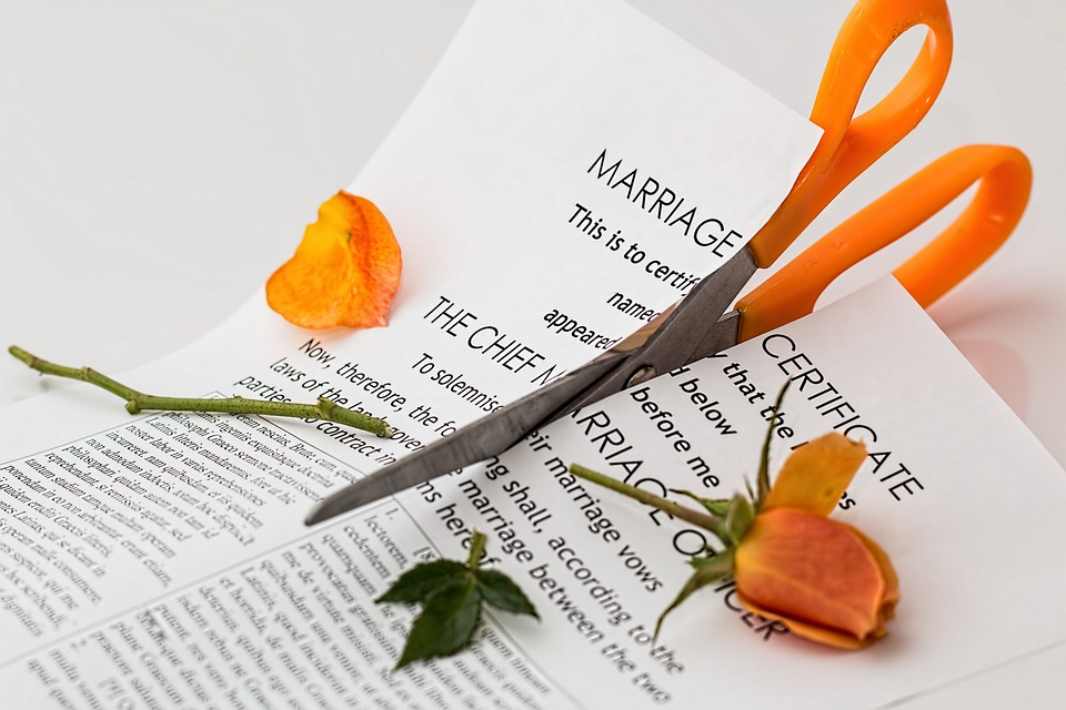 divorce, divorce agreement, Peek Counseling, therapy, counseling
