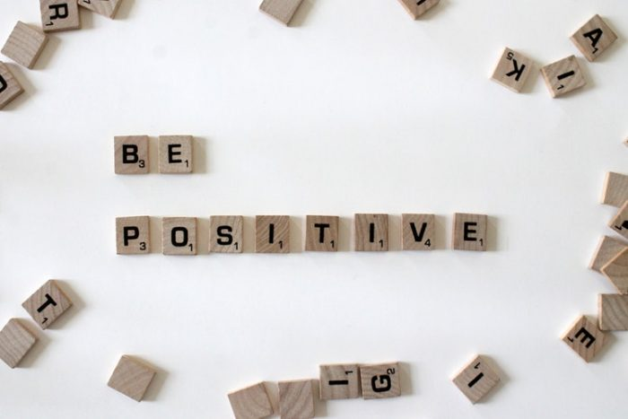 positivity, positive, being positive